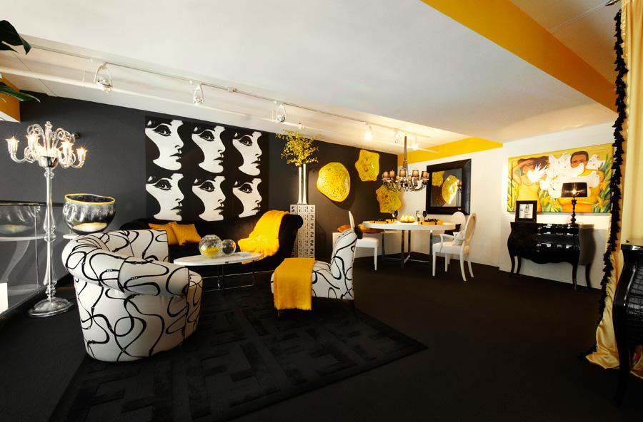 Beverly hills premium designer showcase featuring interior for Casa designer