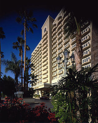 Four Seasons Hotel in Beverly Hills California