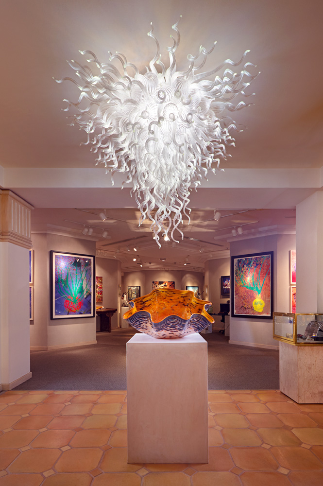 Gallery For Cute Guys With Brown Hair And Green Eyes: Luxury Art Glass Chandeliers Gallery Robert Kaindl