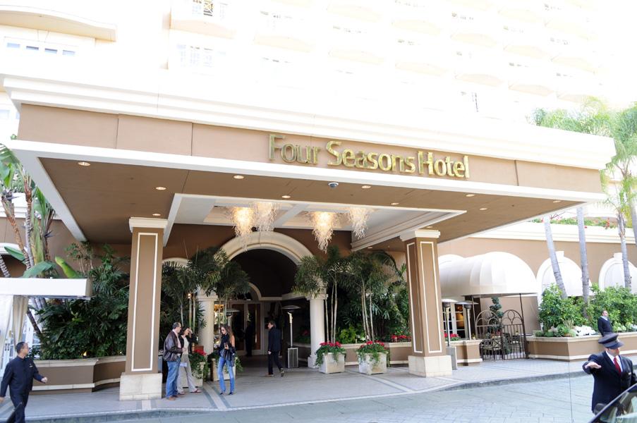 hotel four seasons angeles beverly hills