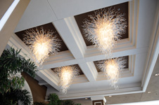 Four Seasons Hotel Beverly Hills Chandeliers